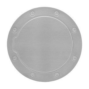 SDG-203 by PILOT - Bully - Stainless Steel Gas Door Cover 09-12 FORD F-150 polished