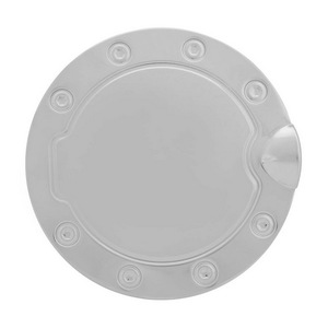 SDG-302 by PILOT - Bully - Stainless Steel Gas Door Cover For 02-08 Dodge Ram 1500, 03-Up Dodge Ram 2500,3500, Polished