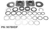 "9078HDP by POWER PRODUCTS - Brake Camshaft & Repair Kit - 16.5"" Drum Diameter - Cam Kit"