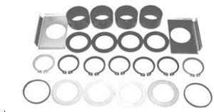 "9080P by POWER PRODUCTS - Brake Camshaft & Repair Kit - 16.5"" Drum Diameter - Cam Kit"