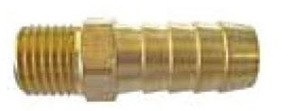 HB68-5-2 by POWER PRODUCTS - Hose Barb Male Connector 5/16 X 1/8