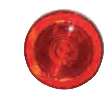 """LT41R by POWER PRODUCTS - 4""""Rd Stop/Turn/Tail Reflex Lens Lamp (Pm-427)"""