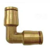NP65-8 by POWER PRODUCTS - Nylon Push-On 90 Union Elbow 1/2
