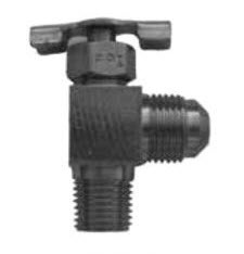 NV101-6-4 by POWER PRODUCTS - Angled Needle Valve 3/8 X 1/4