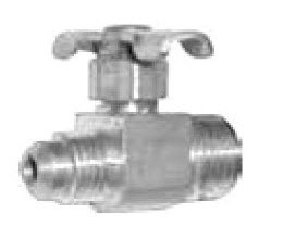 NV103-6-4 by POWER PRODUCTS - Needle Vlv - 5 108sae
