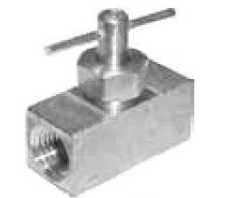 NV109-4 by POWER PRODUCTS - Straight Needle Valve 1/4