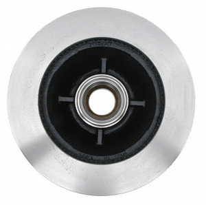 5022 by RAYBESTOS - DISC BRAKE ROTOR AND HUB