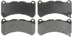 ATD1365M by RAYBESTOS - Disc Brake Pad  FRONT