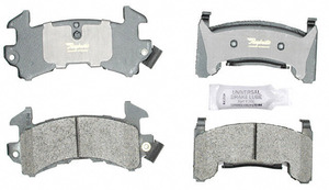 ATD154M by RAYBESTOS - Disc Brake Pad  F-RR