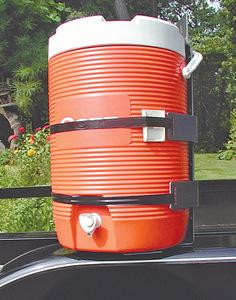 RA-18 by REDNECK TRAILER - RACK'EM RACK FOR WATER COOLER OPEN/ENCLSD TRLR