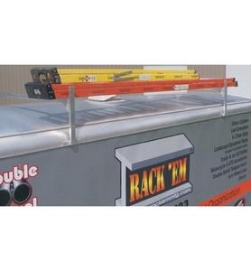 RA-28 by REDNECK TRAILER - RACK EM FITZ-ALL ALUM LADDER RACK S