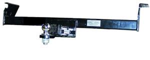RRH13035 by REDNECK TRAILER - REC HITCH CLASS 3 85-05 CHEVY TRUCK ASTRO/SAFARI