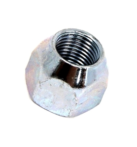"X1023R by REDNECK TRAILER - 1/2-20x13/16""HEX WHL NUT 60 DEGREE CONED"