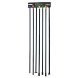96090A by STEELMAN - 7 Pc. Spare Tire Tool Kit
