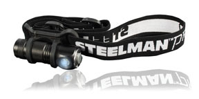 96787 by STEELMAN - Steelman Pro High Power LED Head Lamp