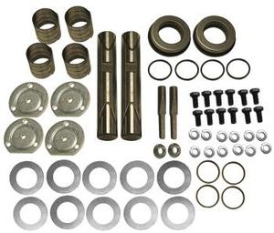 K120E by STEMCO-KAISER - Qwik Kit King Pin Kit With Spiral Steel Bushings