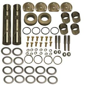 KH931L by STEMCO-KAISER - Kaiser QWIK KIT King Pin Set with Spiral Steel Bushings