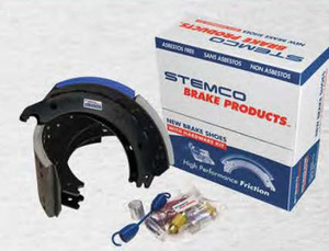 "WK4514QMCXLBL by STEMCO - 16.5X10  Q  6"" AND 4"" BRT Wheel Kit with B-Lock  (Representative Image) (Please allow 7 days for handling. If you wish to expedite, please call us.)"