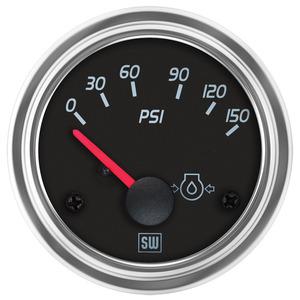 122264 by STEWART WARNER - Gauge, Oil Pressure