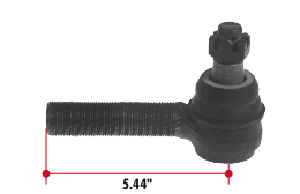 ES3271R by TRIANGLE SUSPENSION SYSTEMS CO. - Tie Rod End