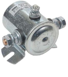 934-1215-010-16 by TROMBETTA - Solenoid 12V, 3 Terminals, Continuous