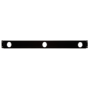 "00799 by TRUCK-LITE - 10 Series, Replacement Identification Bar, 9"" Centers, Black"