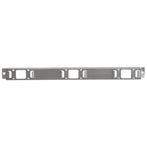 "00808 by TRUCK-LITE - 15 Series, Replacement Identification Bar, 6"" Centers, Silver"