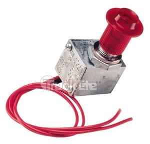 102-3 by TRUCK-LITE - Heavy Duty Pull/Push Switch