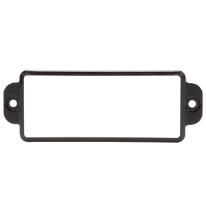 92877 by TRUCK-LITE - Bracket Mount, Exterior Lighting, Used In Rectangular Shape Lights, Black Polycarbonate, 2 Screw Bracket Mount