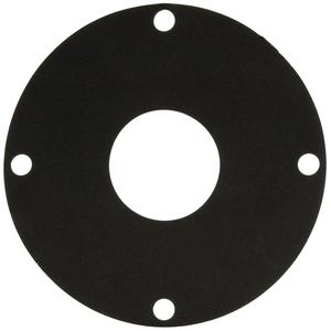 97039 by TRUCK-LITE - Round, Mounting, Black Foam, Gasket for 91241Y/ 91242R/ 91243Y/ 91244R
