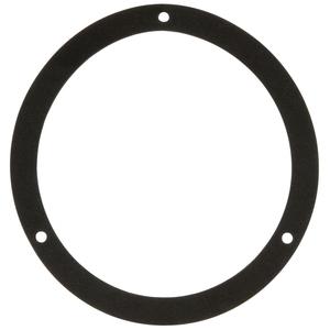 97093 by TRUCK-LITE - Round, Mounting, Black Foam, Gasket for 80334R/ 80335R/ 80336R/ 80342/ 80344/ 80345/ 81300R/ 81300Y/ 81301R/ 81301Y