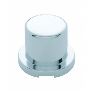 "10759 by UNITED PACIFIC - 33 mm x 1 5/8"" Flat Top Nut Cover - Push-On (10/Pack)"