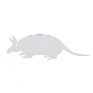 10915 by UNITED PACIFIC - Armadillo Cutout  - Facing Left