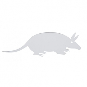 10916 by UNITED PACIFIC - Armadillo Cutout  - Facing Right