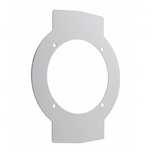 10948B by UNITED PACIFIC - Freightliner Stainless Gearshift Plate