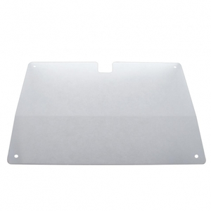21522 by UNITED PACIFIC - Early Kenworth Stainless Glove Box Cover