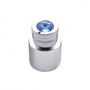 21786 by UNITED PACIFIC - C.B. On/Off/Volume/Squelch Knob - Blue Diamond