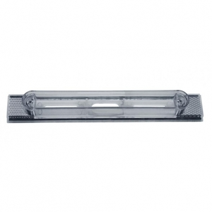 30891B by UNITED PACIFIC - Conspicuity Reflector Plate Light Housing - Clear