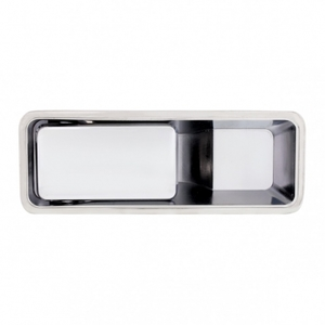42205 by UNITED PACIFIC - International Interior Door Handle - Driver
