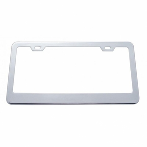 50058B by UNITED PACIFIC - Plain License Plate Frame 1 1/16""