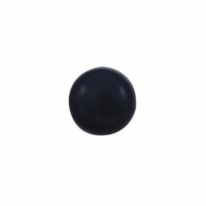 70076 by UNITED PACIFIC - Black Plastic Snap-On Cap 6/8 Screw