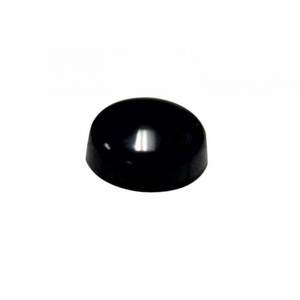 70077B by UNITED PACIFIC - Black Plastic Snap-On Cap for 10/12 Screws