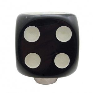 70163 by UNITED PACIFIC - Glow Dots Gearshift Knobs