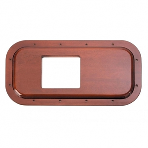 88043B by UNITED PACIFIC - 2005+ Peterbilt Wood Shift Plate