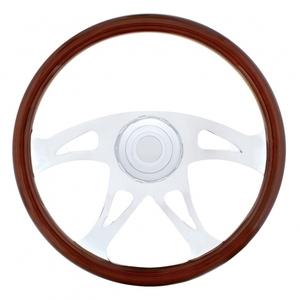 "88145 by UNITED PACIFIC - 18"" Boss Steering Wheel - International"