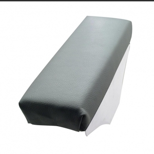90254 by UNITED PACIFIC - Universal Padded Vinyl Arm Rest - Gray