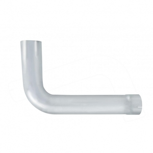 FLV-09833-006 by UNITED PACIFIC - Freightliner 90° Exhaust Elbow - Item 04-09833-006