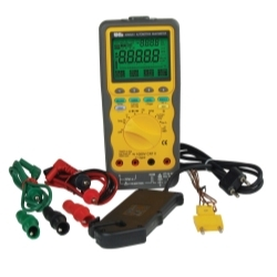 ADM5201 by UNIVERSAL ENTERPRISES - MULTIMETER FULL RANGE DIGITAL AUTOMOTIVE