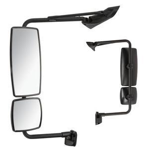 "V404055800 by VELVAC - Mirror Glass-Flat Flat Glass Only, Model 405, Heated, Glass Size 7-5/8"" x 16-3/4"""