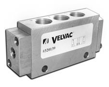 "320139 by VELVAC - 4-WAY REMOTE MOUNT 1/8"" PILOT VALVE"